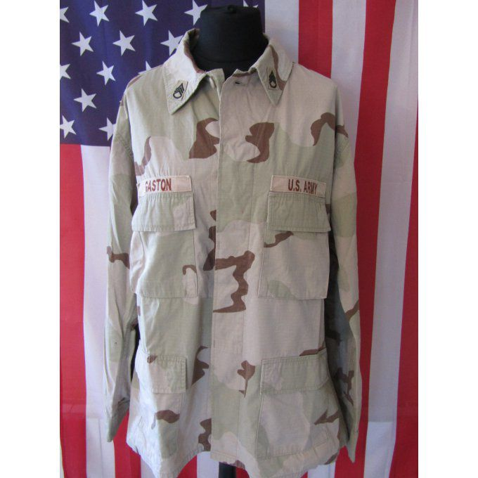 DCU Desert Jacket 1 Armored Size XL