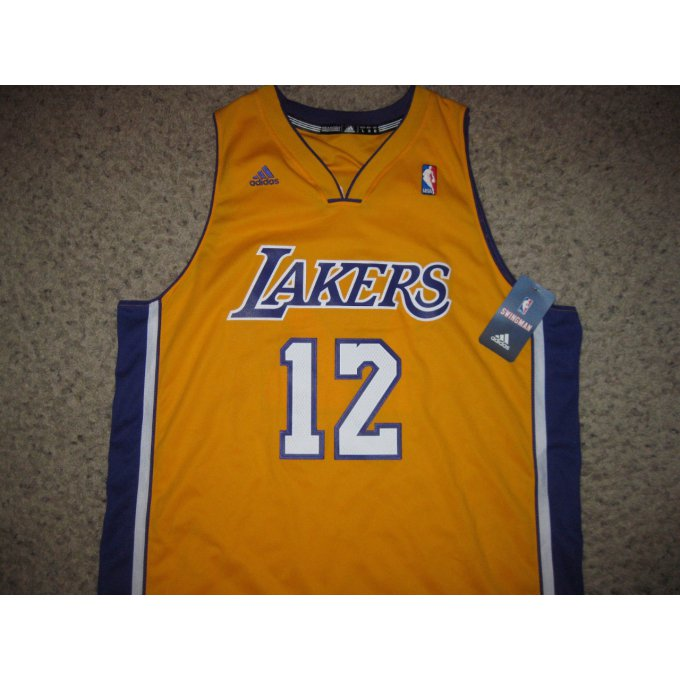 Jersey Dwight Howard L.A. Lakers Size L