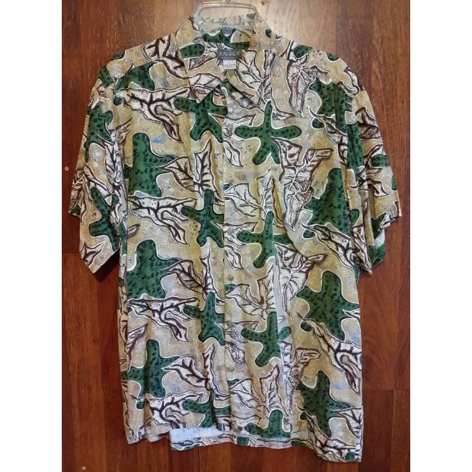 Chemise Hawaii Size L