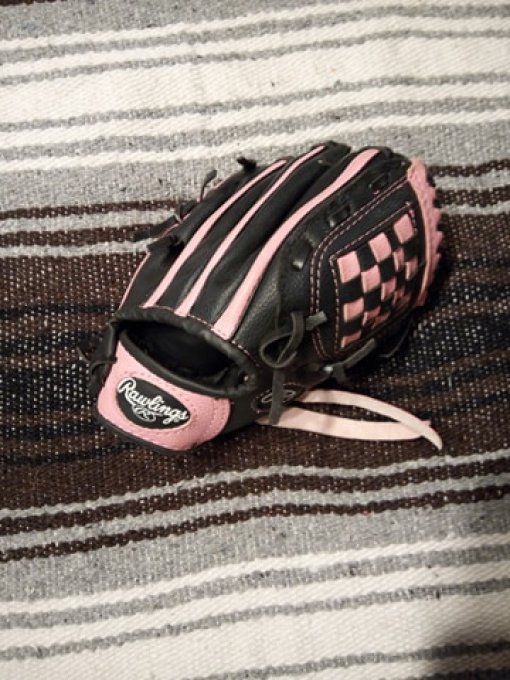 Gant baseball Rawlings rose
