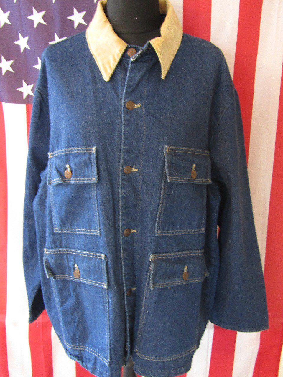 POINTER BRAND : Veste Jean's Size XL