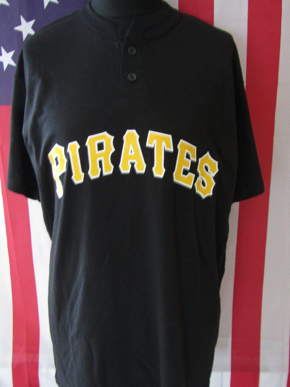 T-shirt de baseball MLB Pittsburgh Pirates