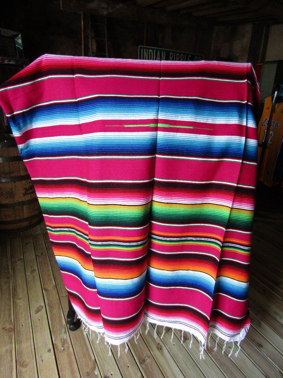 Couverture mexicaine 145x220