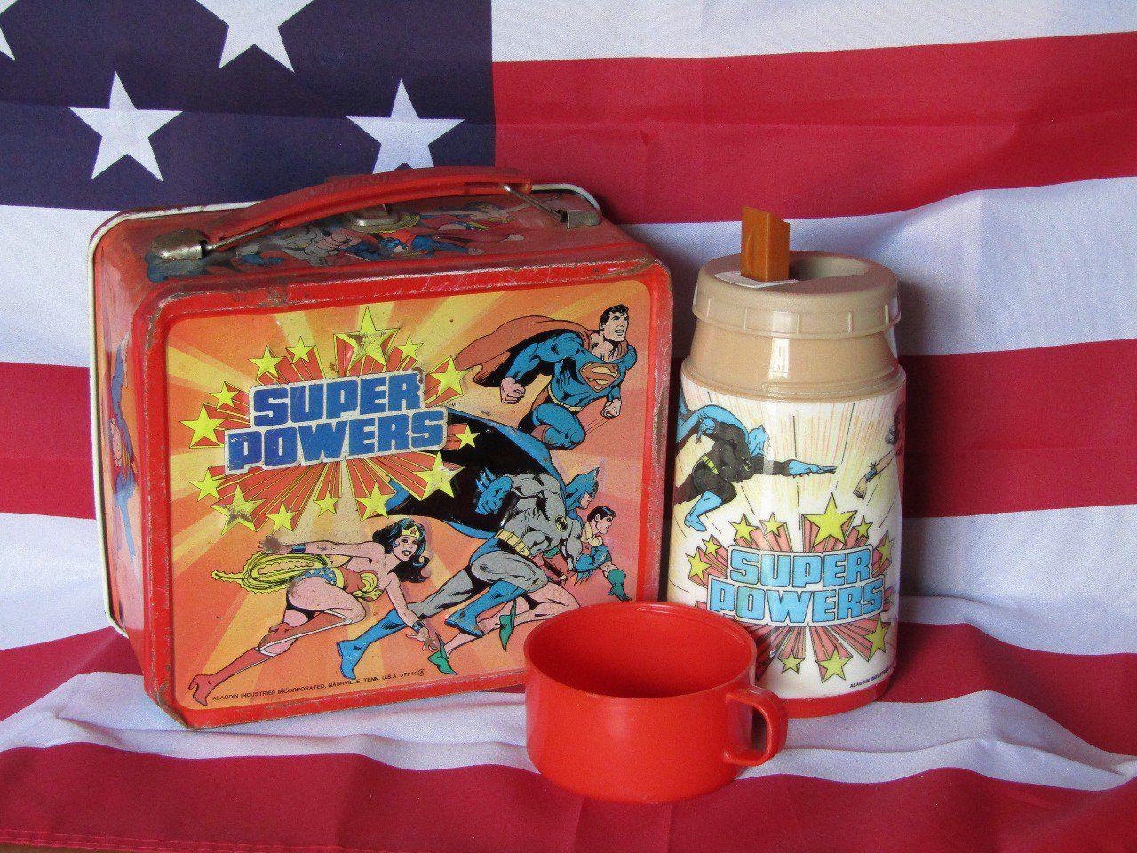 Lunch Box Super Power